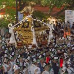 大國魂神社のくらやみ祭りで400年ぶりに延長された神輿の巡行ルートとは