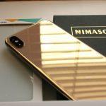 iPhoneXsの美しい金色が映えるおすすめのケース組み合わせ!耐衝撃性もあって価格も安い!