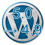 WordPress5.0でエディタが激変して困った!元のエディタに戻す方法は?