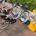 「HELLO CYCLING」に乗ってみた!ICカードは必要?使い方は?返却できないって本当?